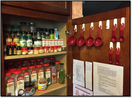 spice cabinet