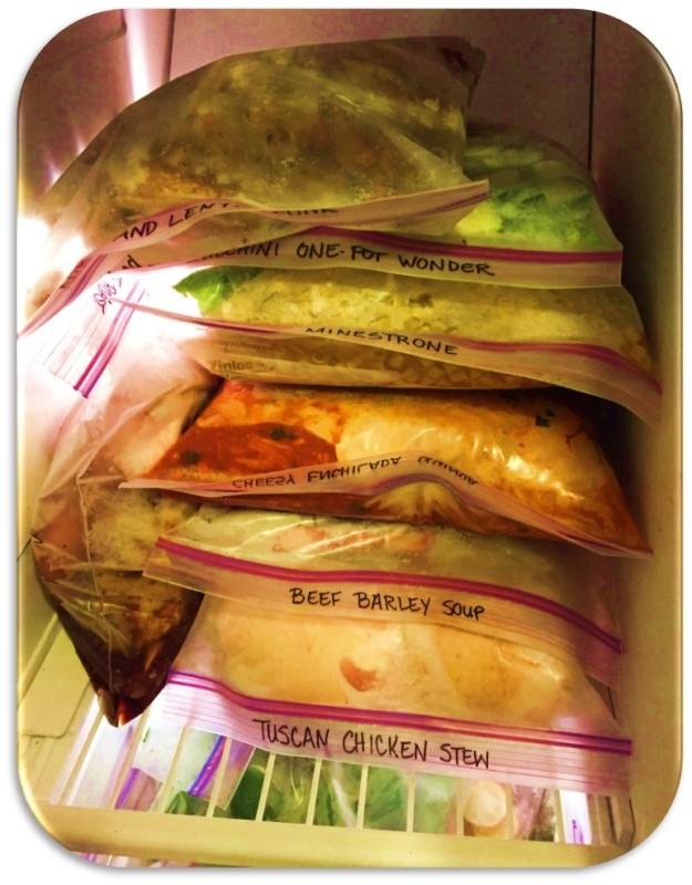 freezer stack