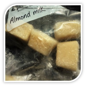 almond-milk-ice-cubes
