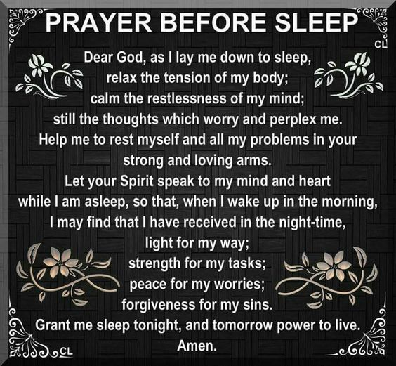 prayer-before-sleep
